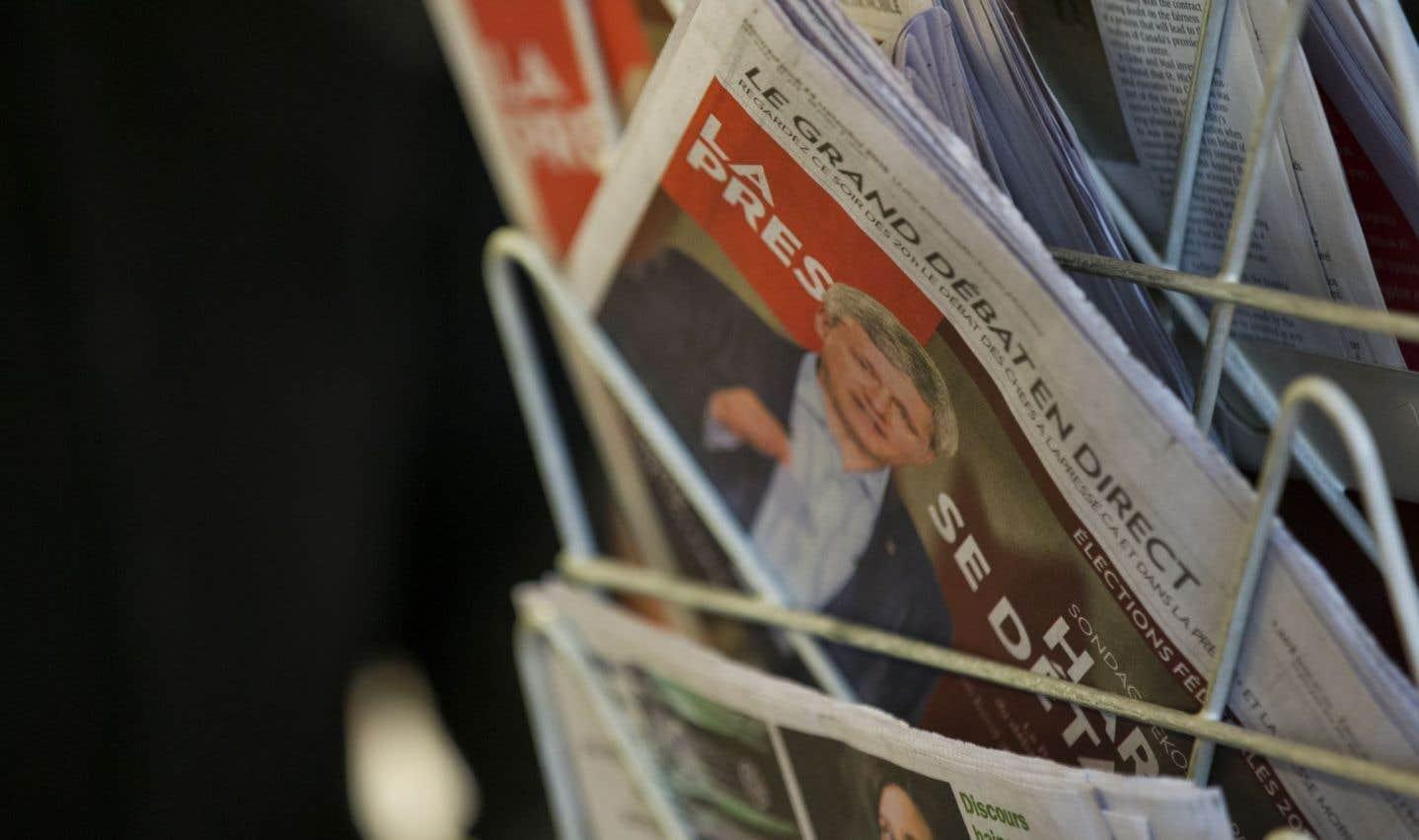 La dématérialisation de «La Presse» entraîne la suppression de 158 emplois