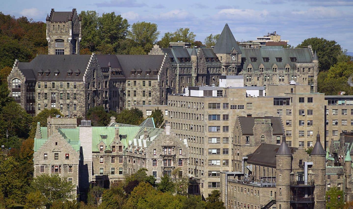 McGill étudie la faisabilité de la transformation du Royal Victoria