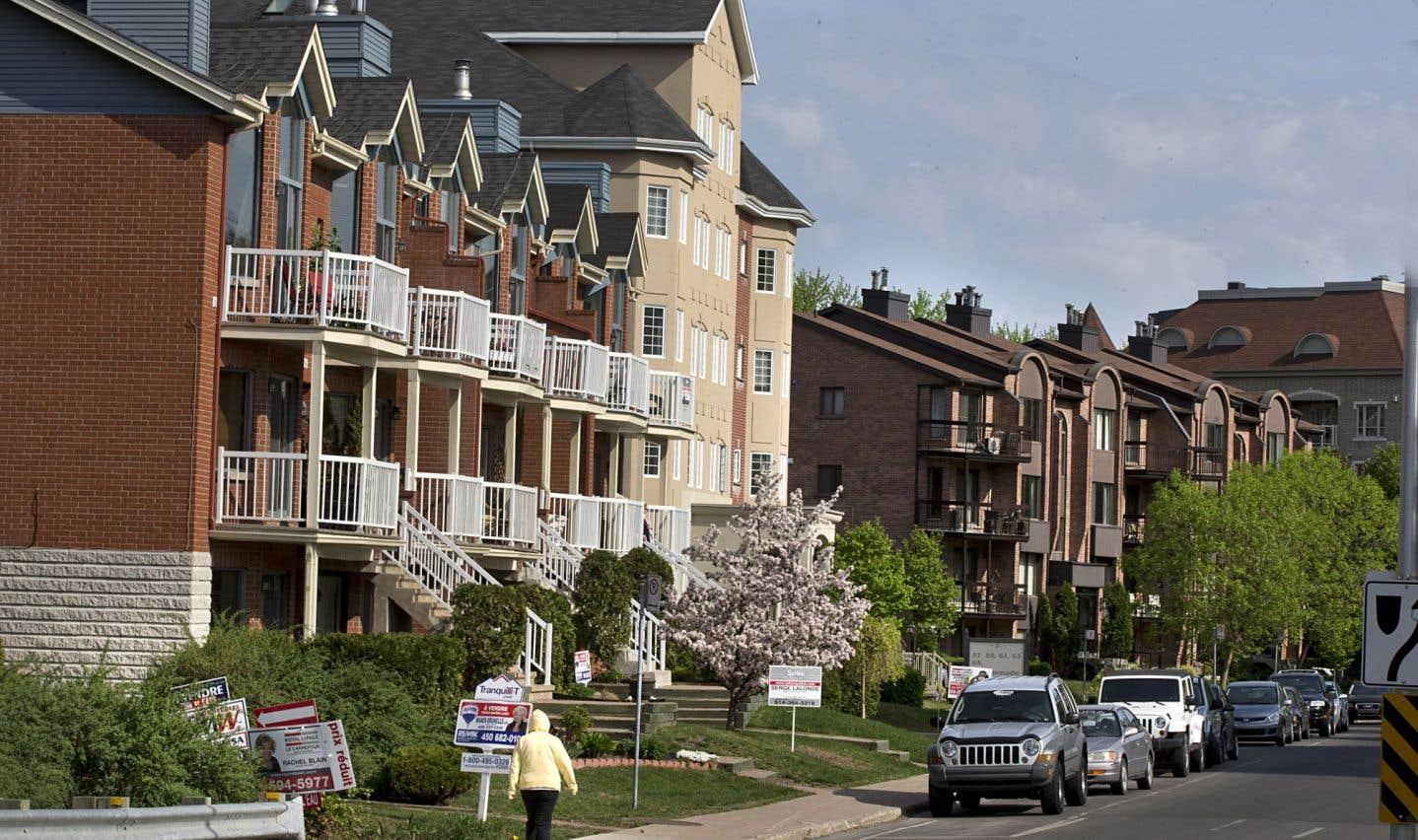 «L'application du PMAD nous a fait réaliser que nous avions un problème à Laval avec l'aménagement urbain. Il n'y a jamais eu de vision commune », assure le maire de Laval, Marc Demers.