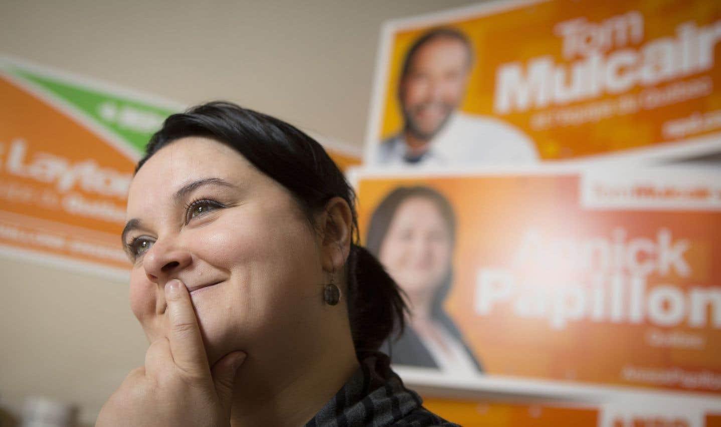 Québec mettra-t-elle fin au flirt orange?