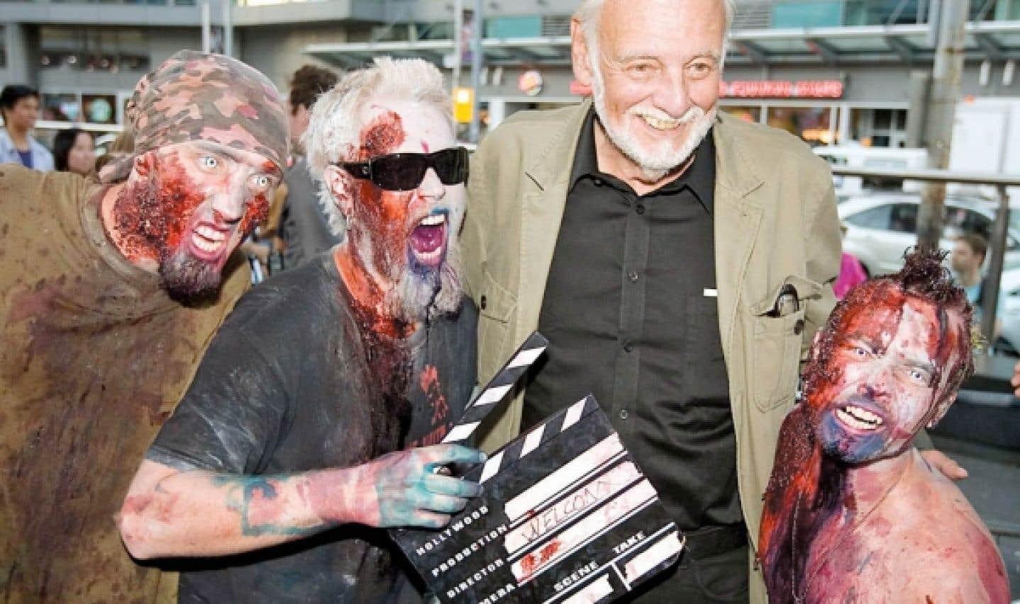 Sur la terre des zombies