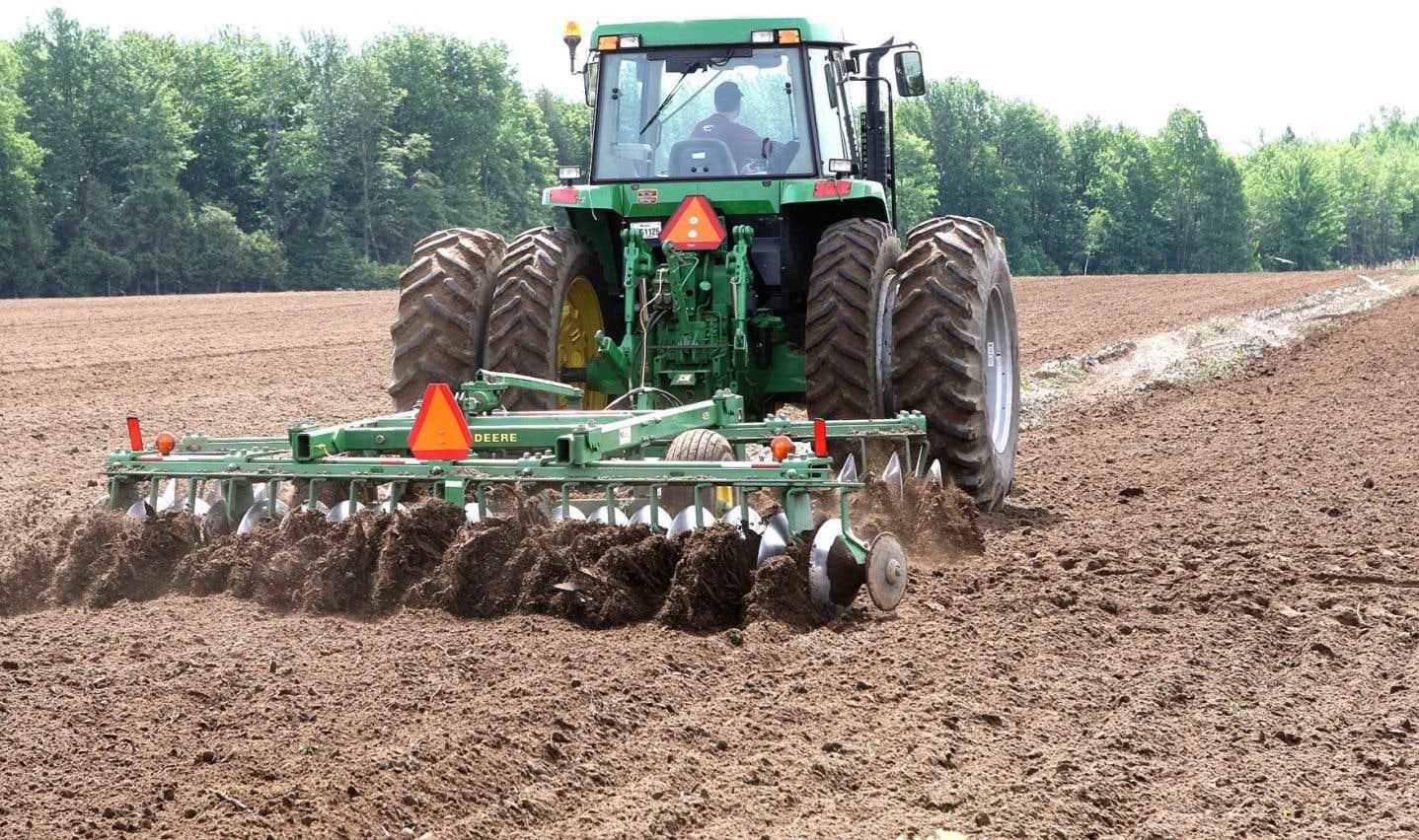 En 2013, l'incidence économique de l'industrie agroalimentaire représentait 9,4% du PIB total du Québec.