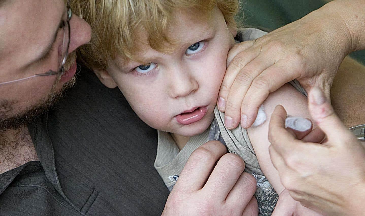 Le vaccin contre la grippe est sécuritaire pour les enfants allergiques