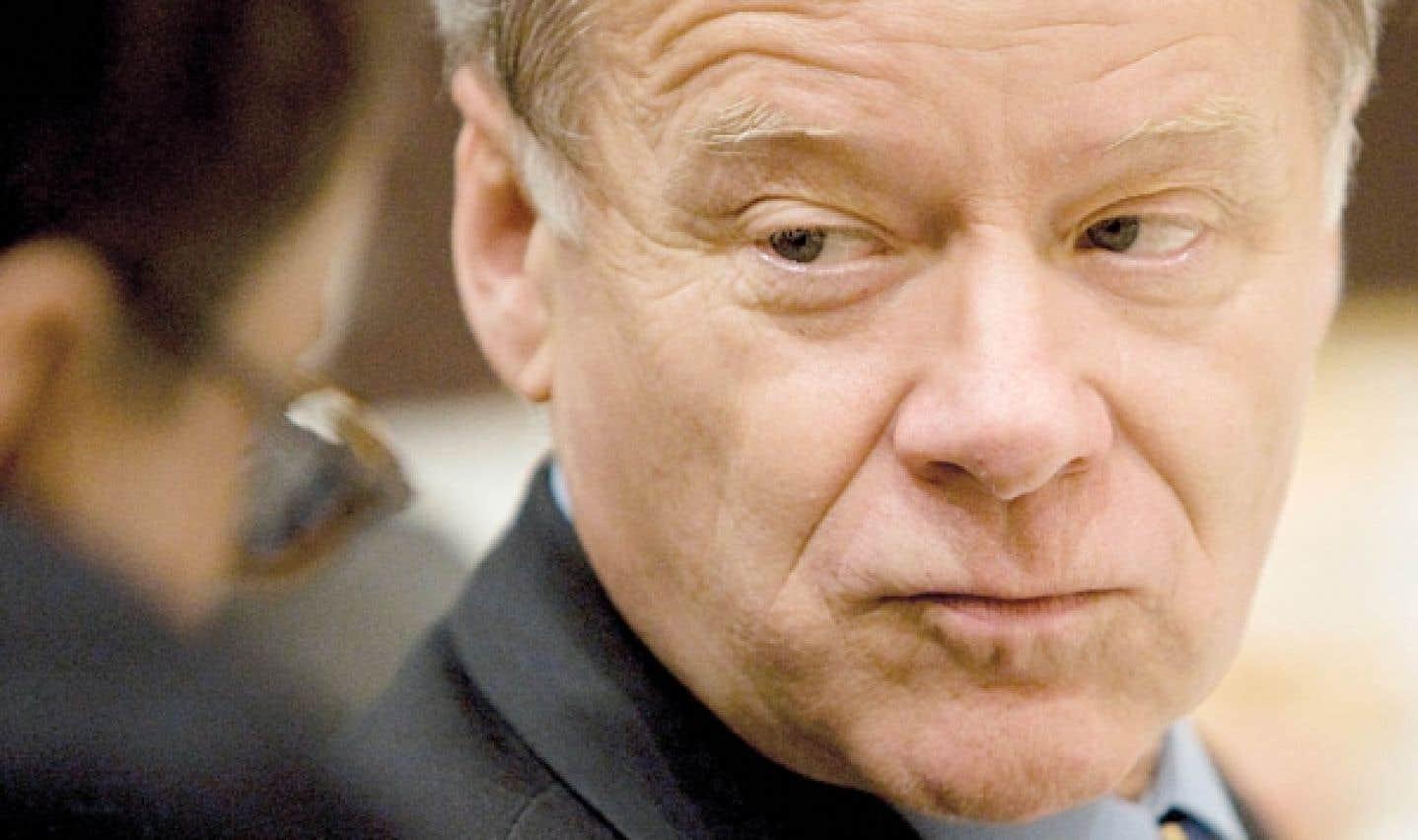 Le déficit québécois sera plus gros que prévu, prévient Bachand