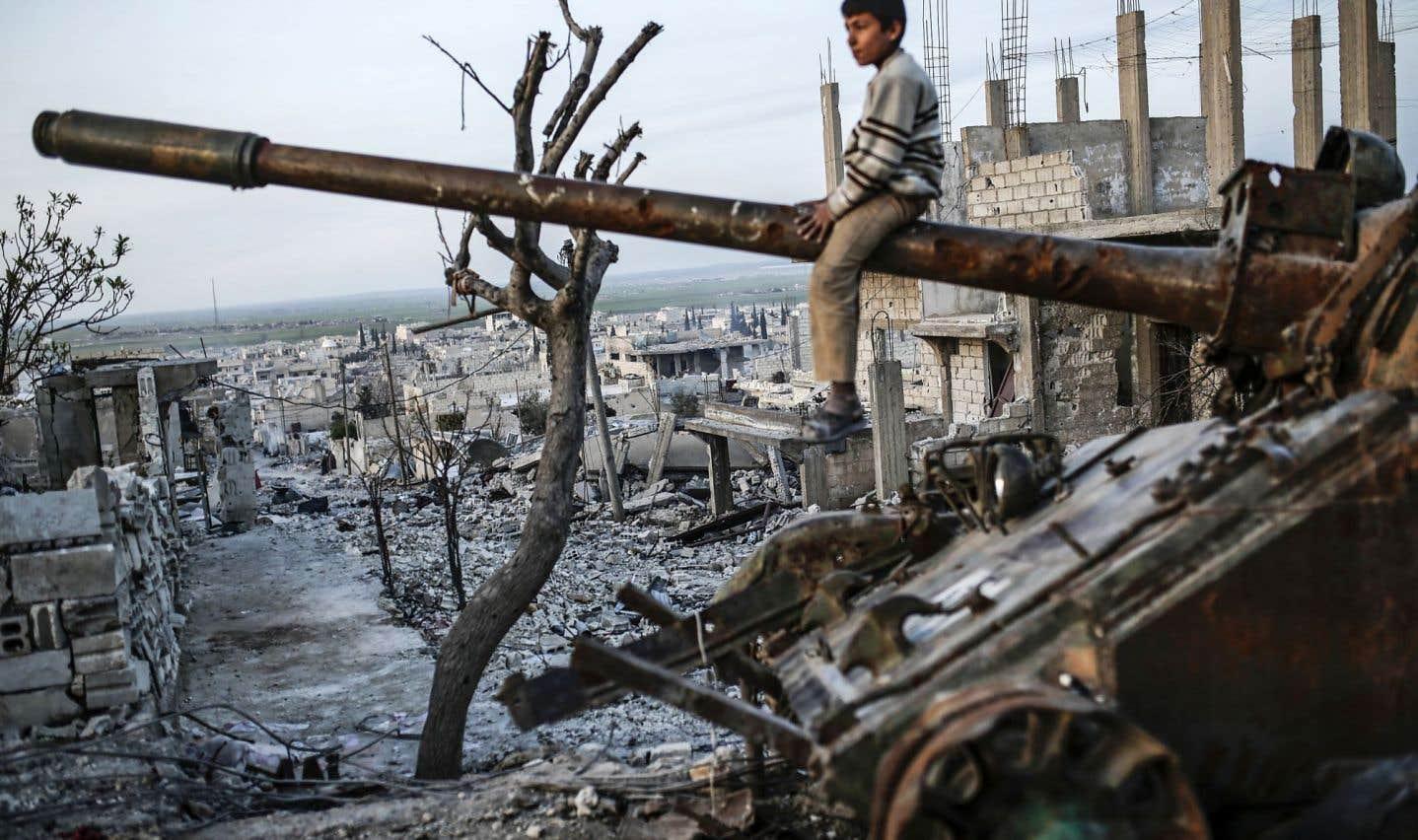 Le conflit syrien sous la loupe de Thucydide