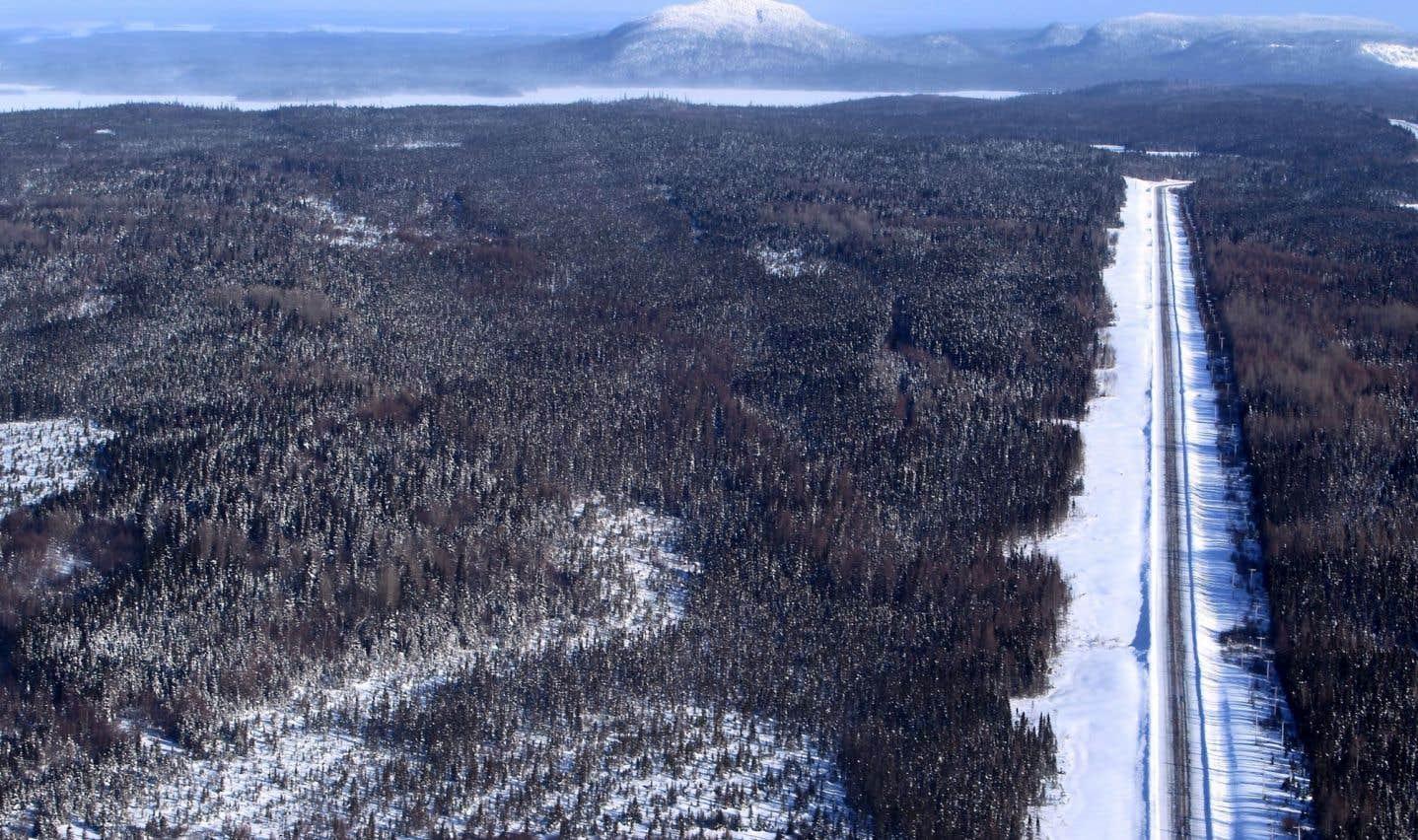 À la frontière nord de la pollution atmosphérique