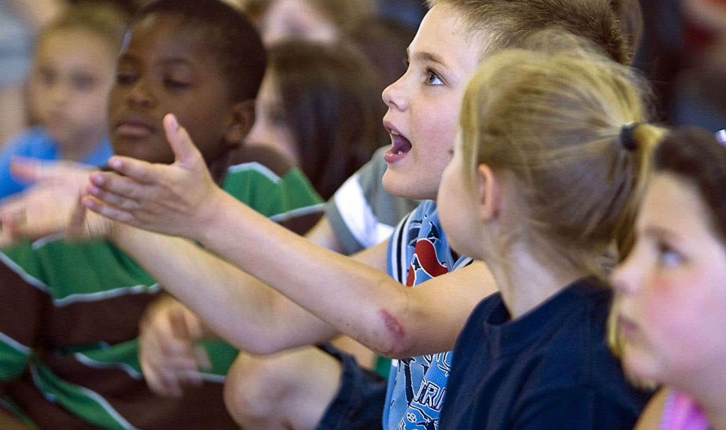 «De toutes les commissions scolaires de la province, nous avons la plus forte proportion d'élèves qui vivent dans un milieu défavorisé», estime Catherine Renaud, présidente de l'APPM.
