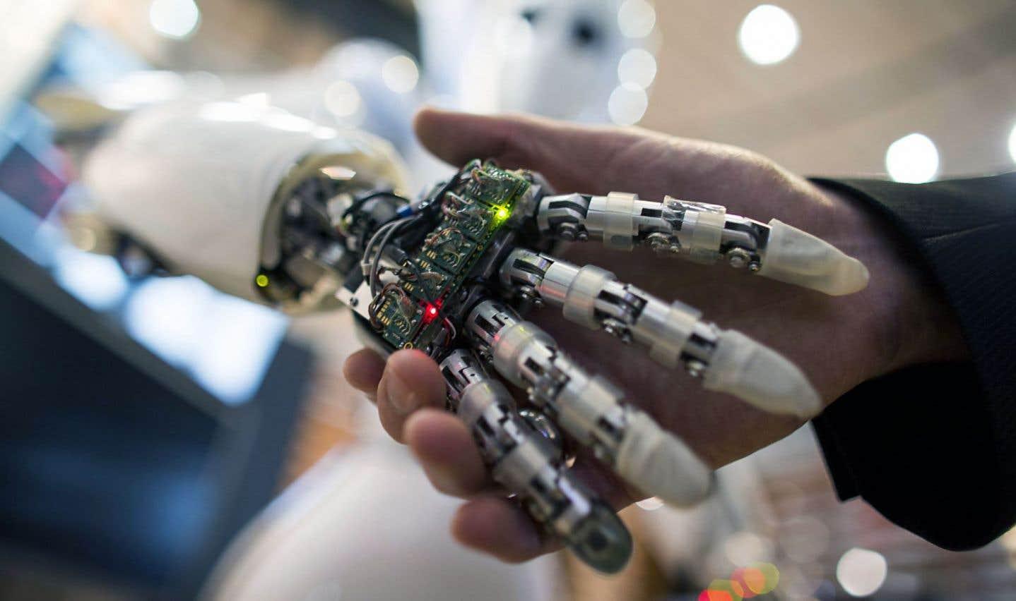 Que serons-nous quand les robots feront tout le travail?