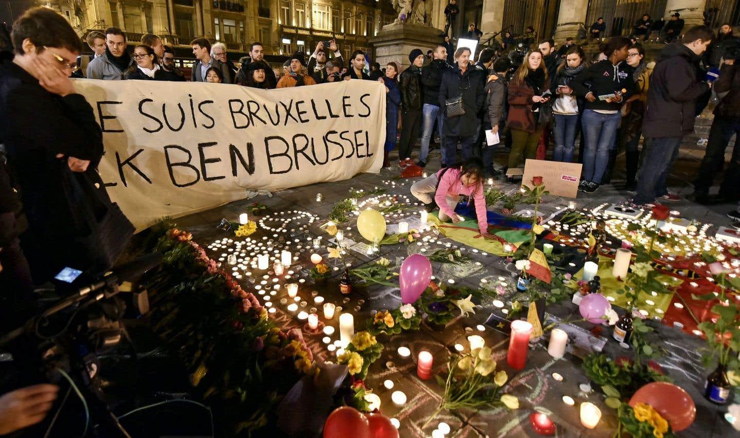Double attentat dans la capitale européenne