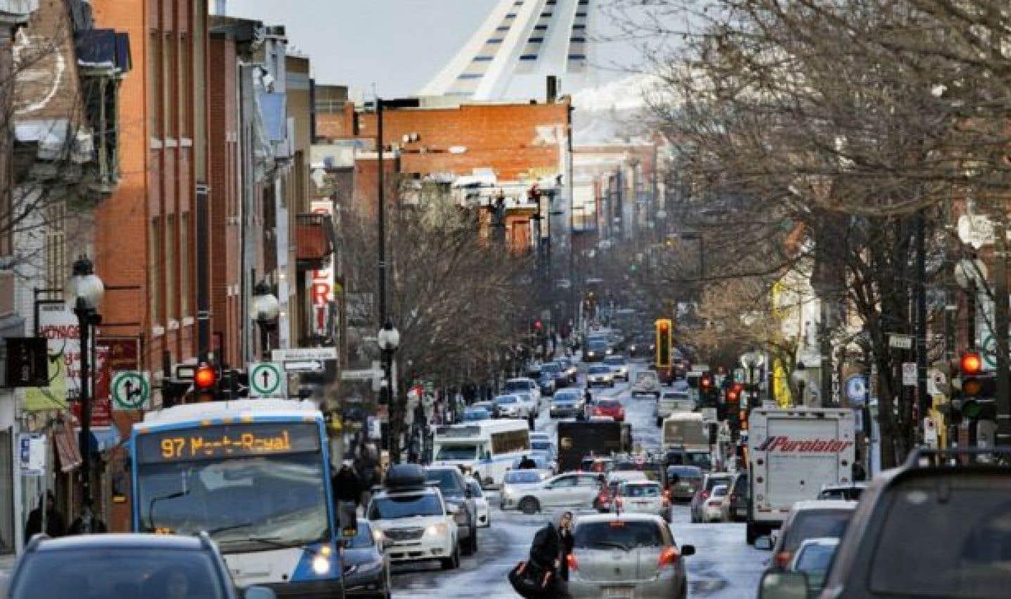Le Québec peine à réduire ses émissions de gaz à effet de serre
