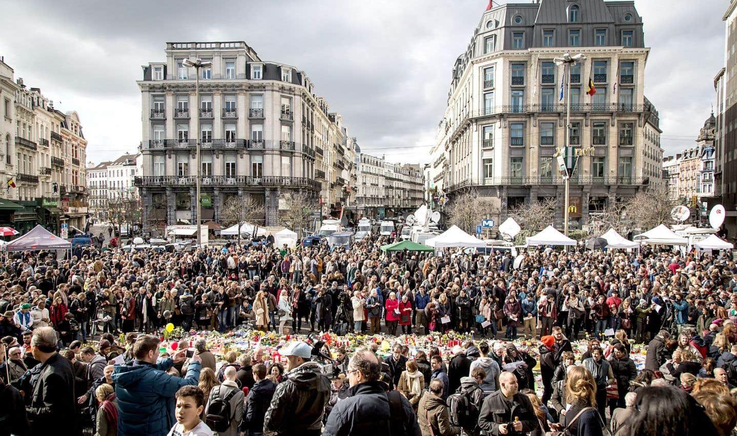Paris et Bruxelles multiplient les rafles
