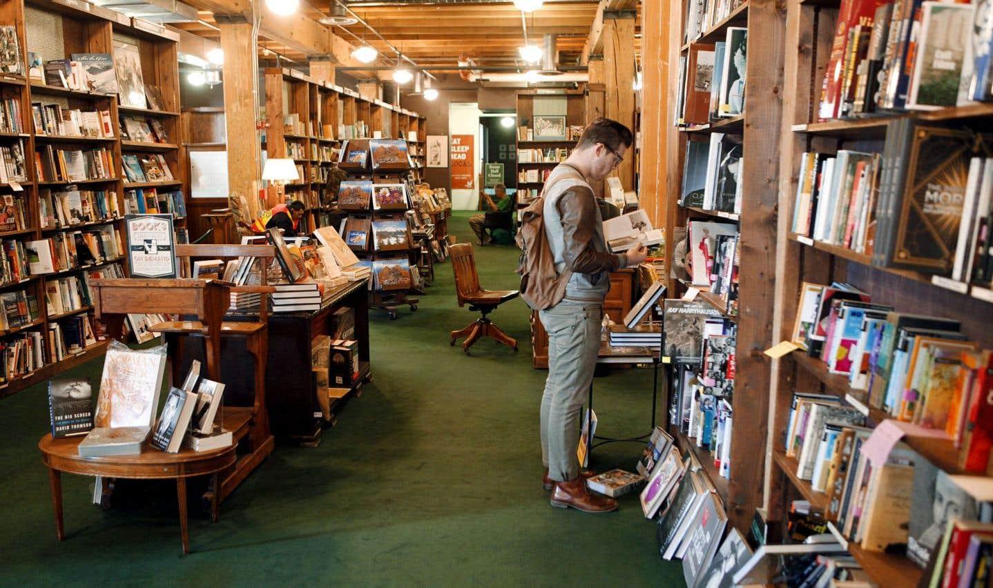 Temps doux pour les librairies indépendantes aux États-Unis