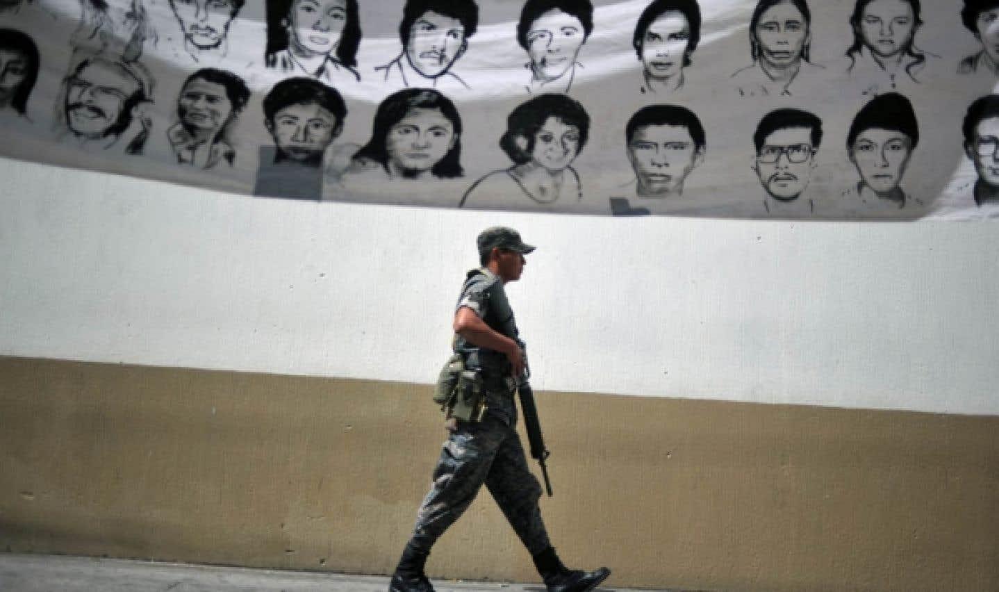 L'entrevue - Relents de guerre civile au Guatemala