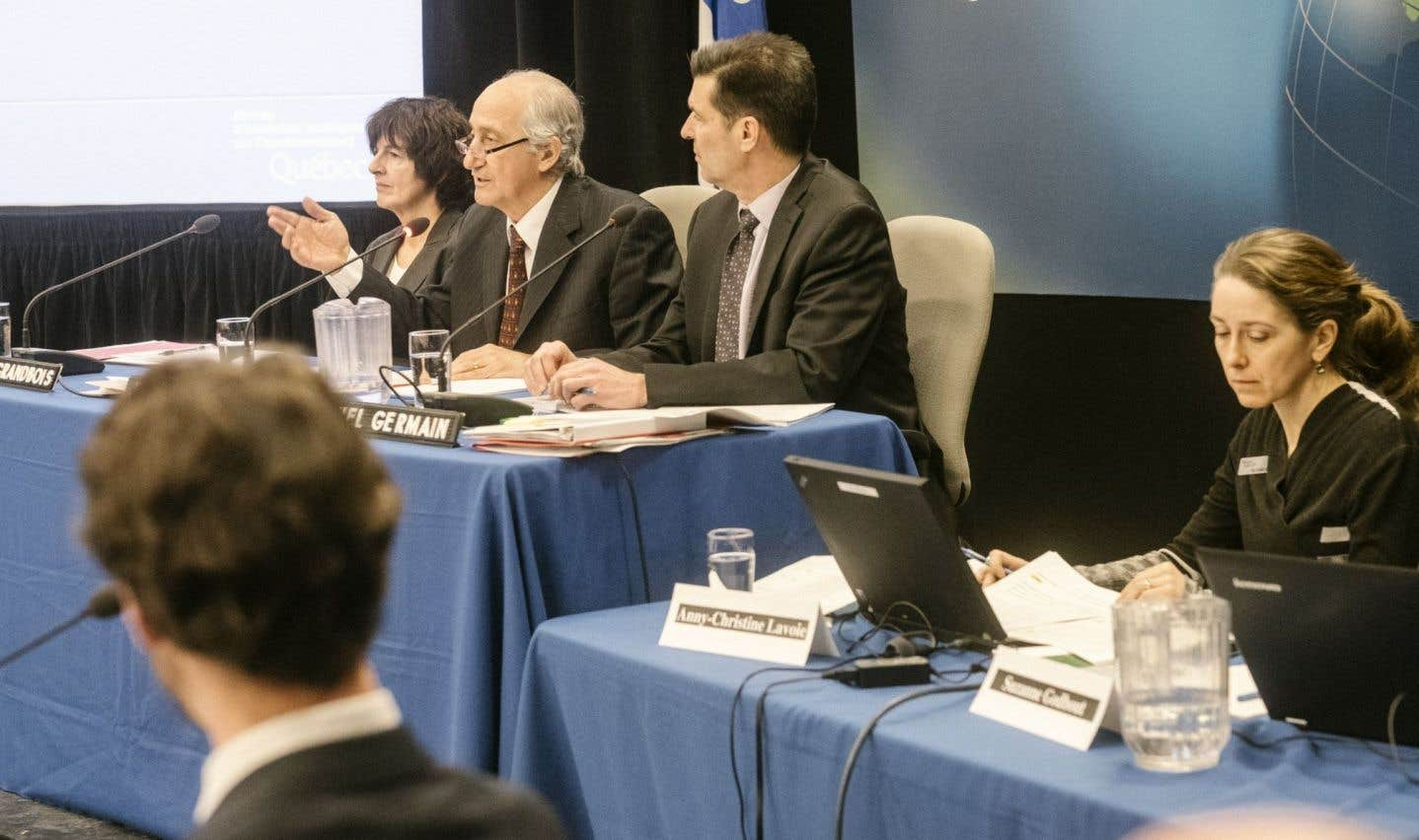 TransCanada et Québec ont «convenu» d'un calendrier pour l'évaluation du pipeline