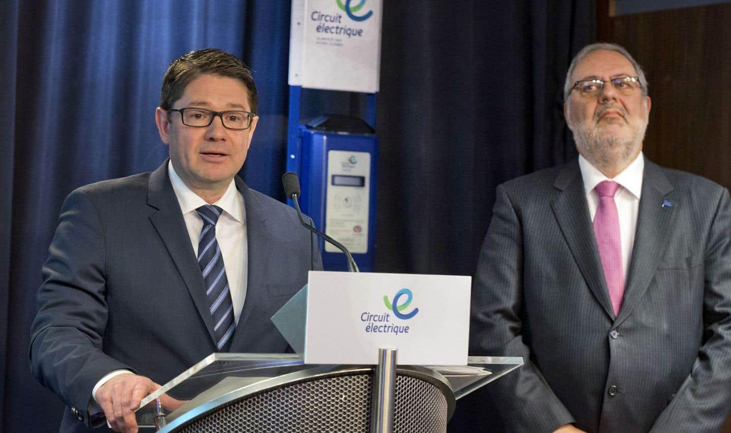 Hydro-Québec dit pouvoir répondre à la demande