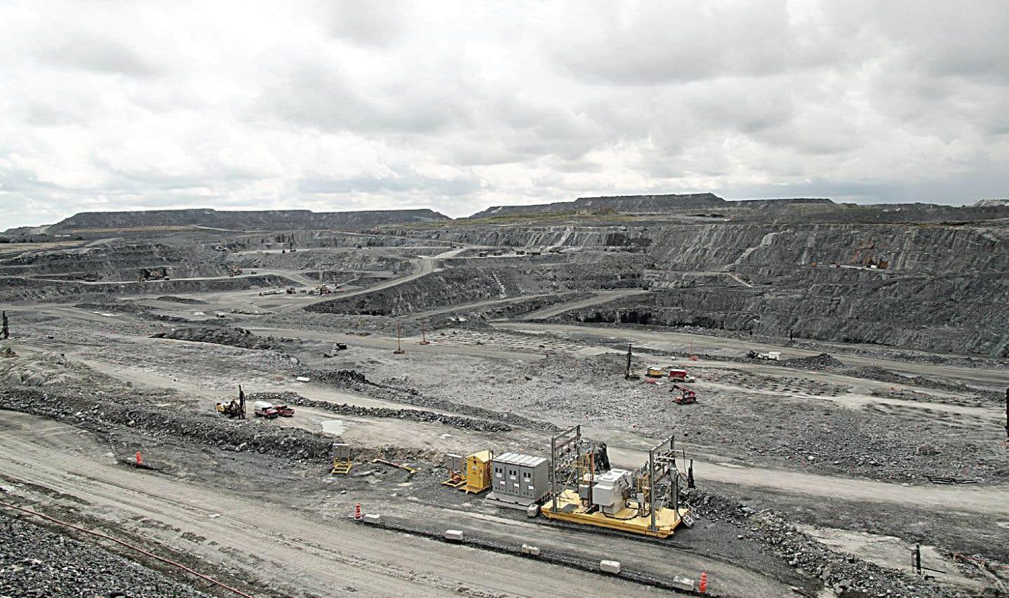 Mine de Malartic: 50millions pour atténuer les désagréments