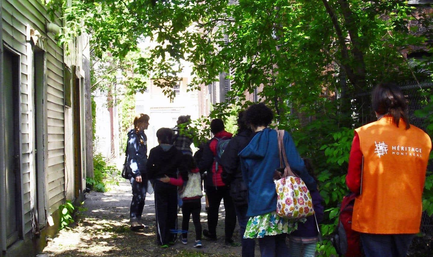 Saint-Henri devient un atelier à ciel ouvert pour décoder l'espace urbain.