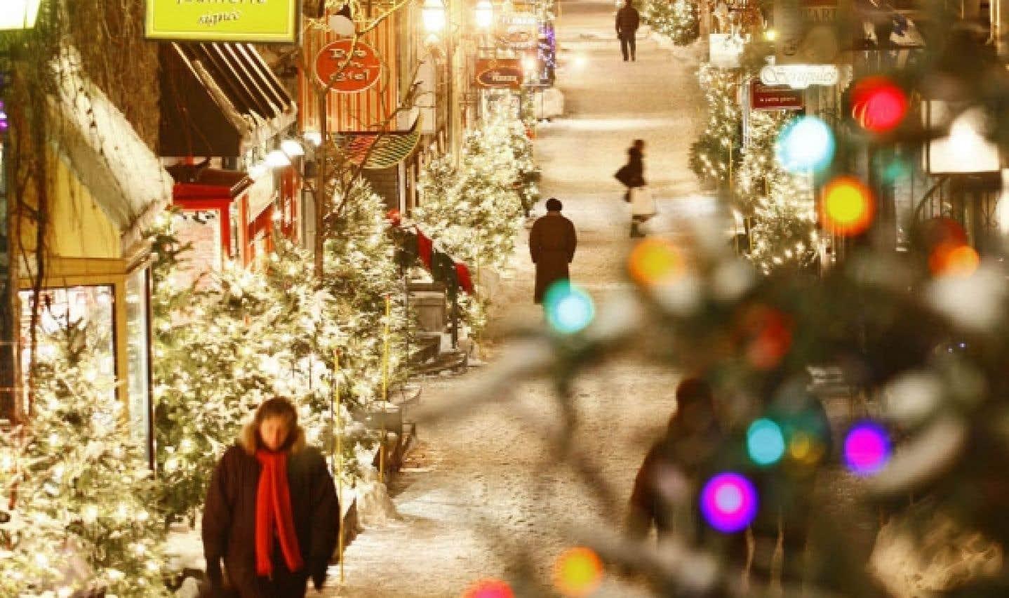 Québec compte se mesurer à Strasbourg, la capitale de Noël
