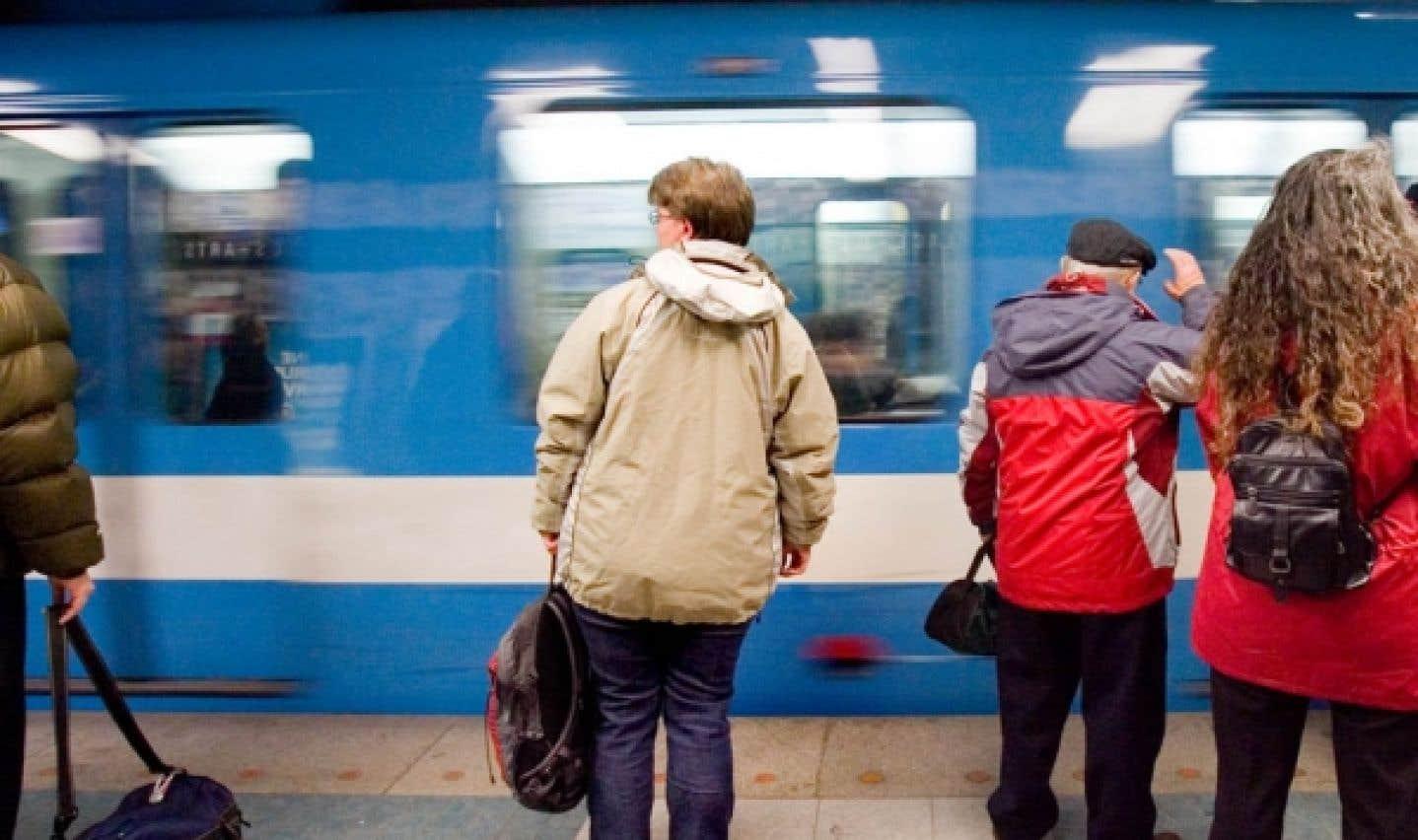Les Chinois veulent le contrat du métro