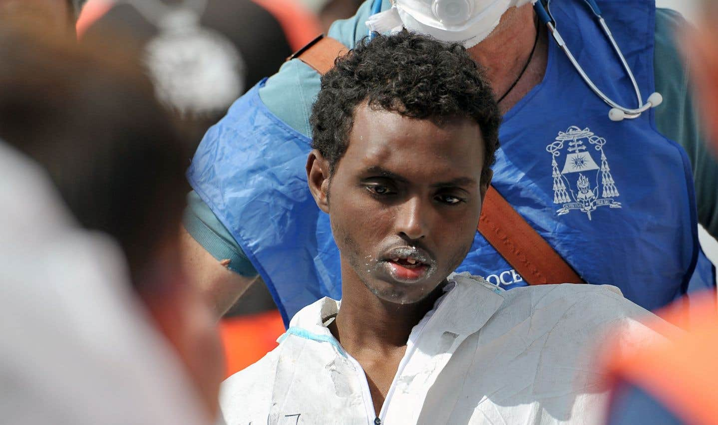 L'ONU redoute la mort de près de 700 migrants en Méditerranée