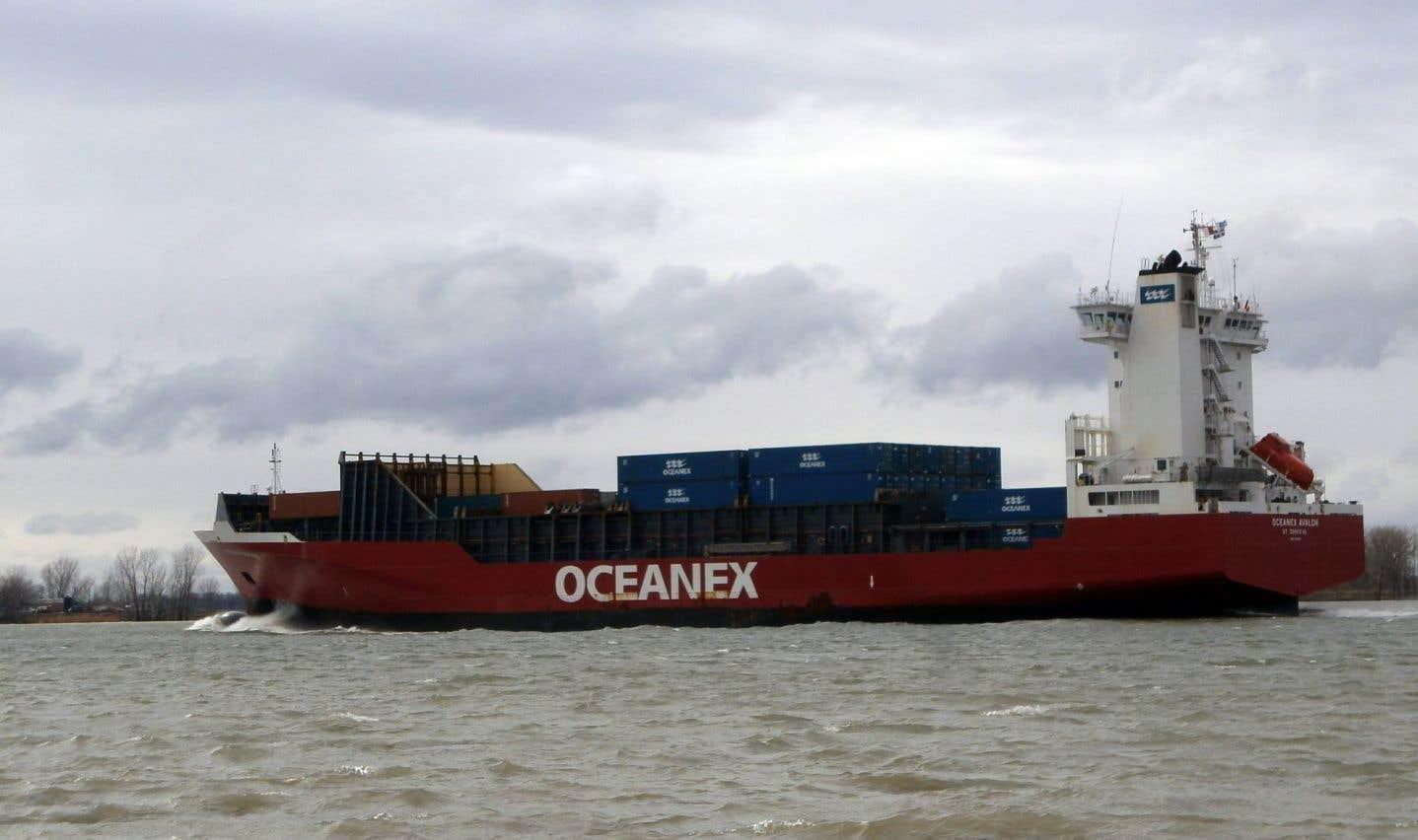 Québec veut développer l'activité portuaire
