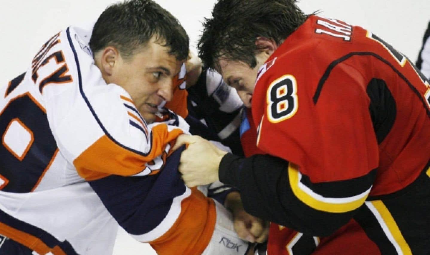 Violent, le hockey? Oui, mais ça se soigne