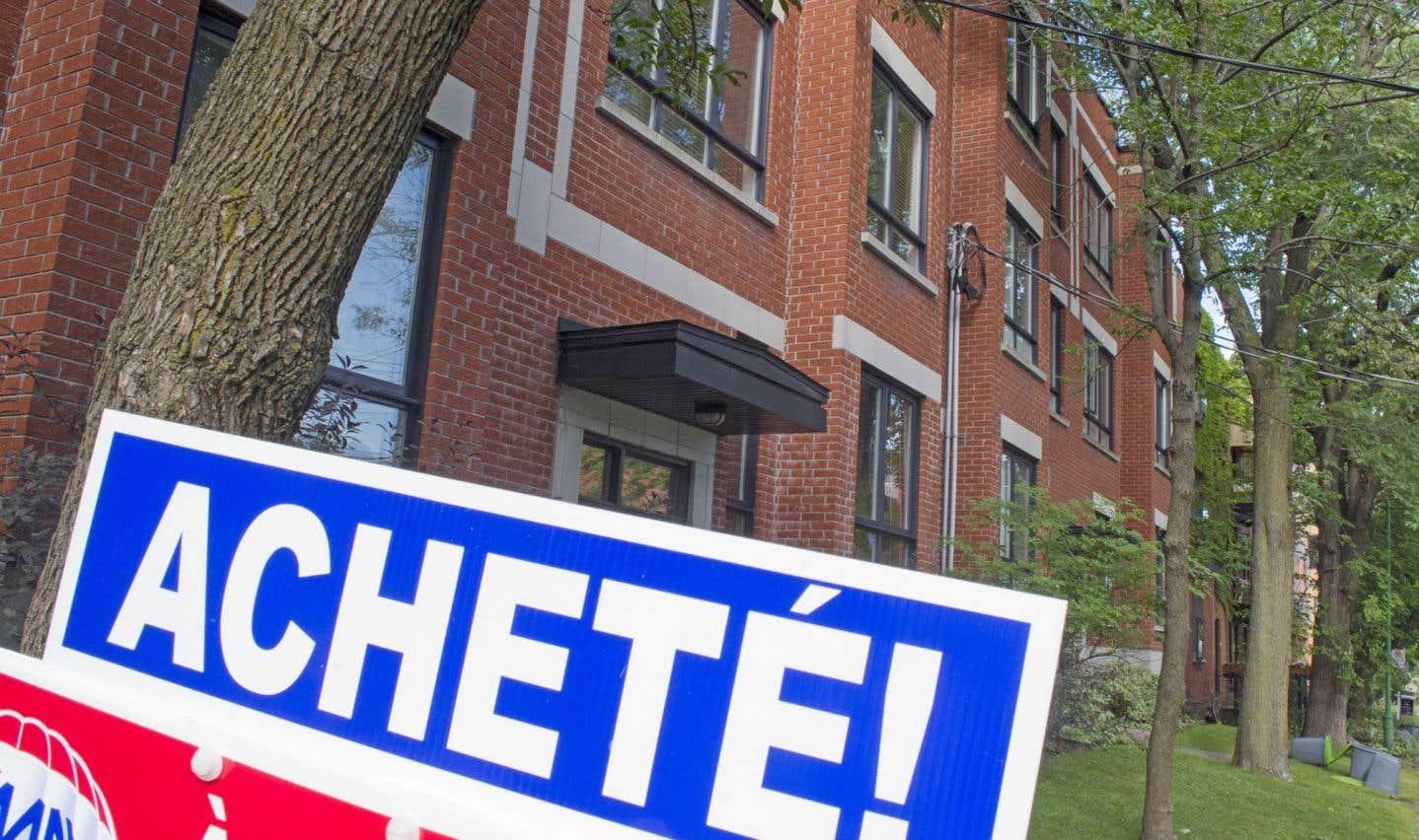 L'accessibilité continue  de plomber les ventes résidentielles au pays