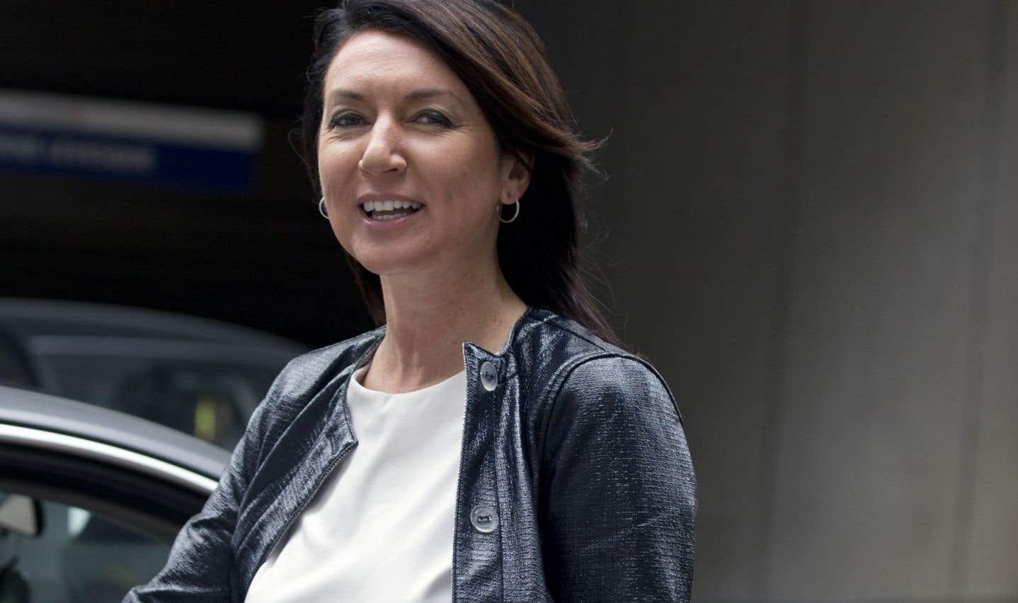 Nathalie Normandeau: «L'UPAC m'a déclaré la guerre»