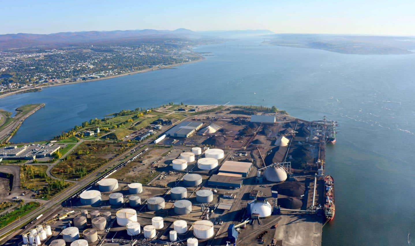 Les règles québécoises inopérantes en zone portuaire