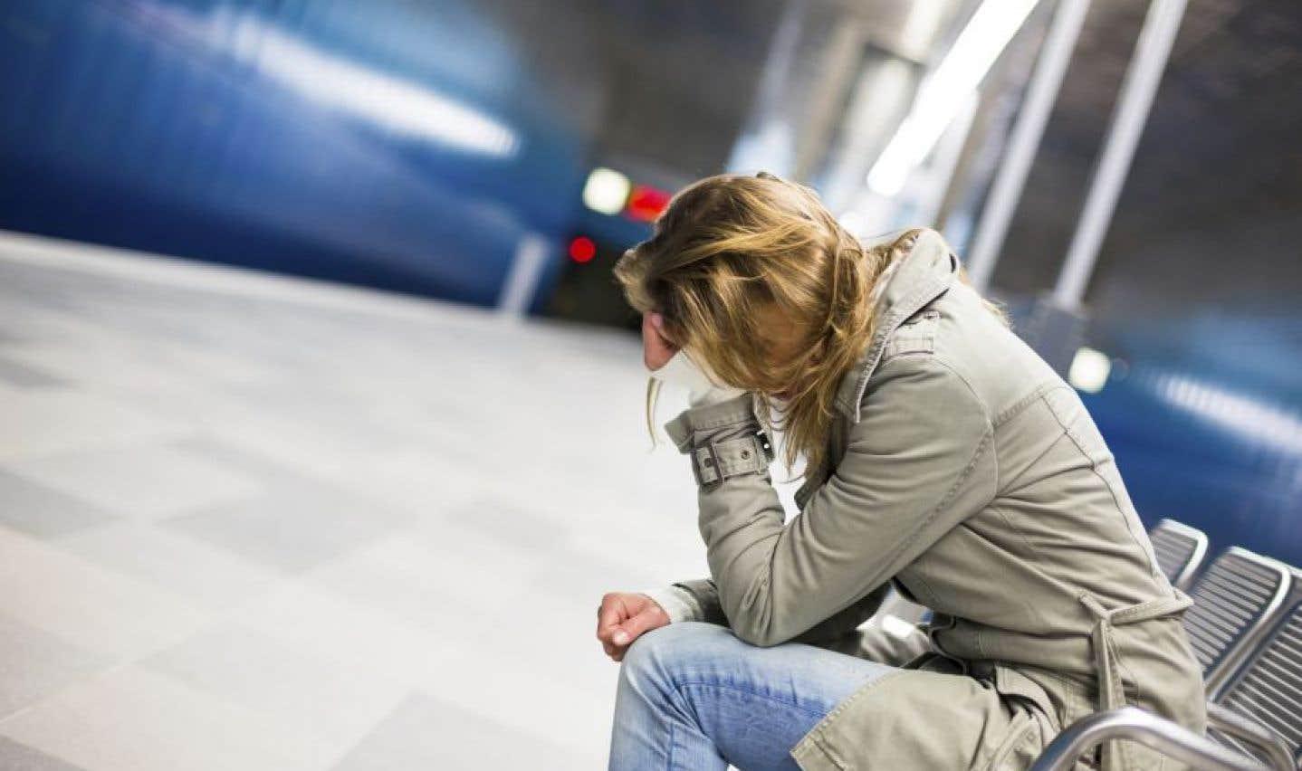 Une stratégie de prévention du suicide est exigée au Québec