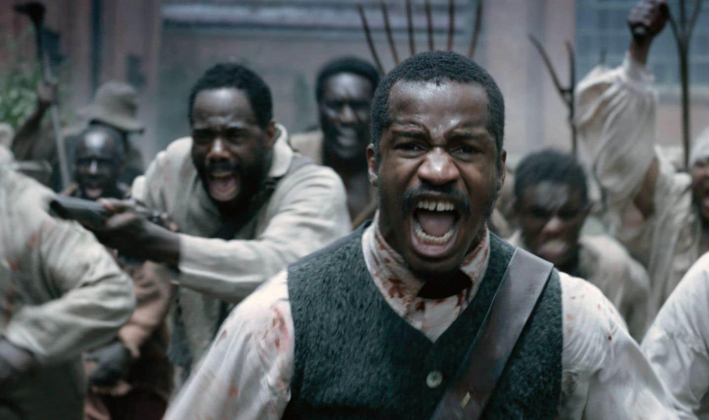 Dans Birth of a Nation, Nate Parker, à la fois scénariste du film et acteur principal, incarne Nat Turner, leader d'une rébellion d'esclaves en 1841.