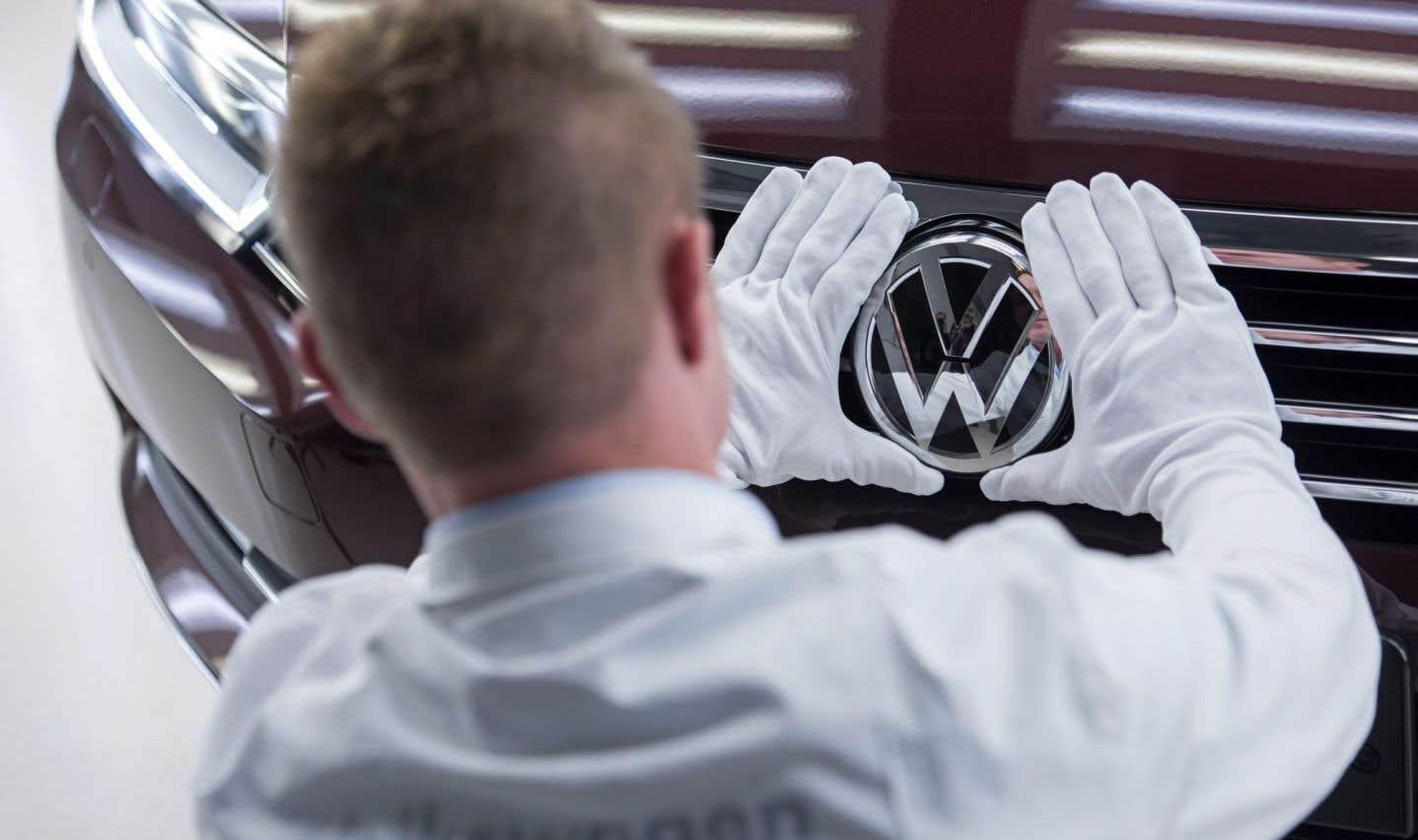 Un an plus tard, Volkswagen continue à payer le prix de sa fourberie