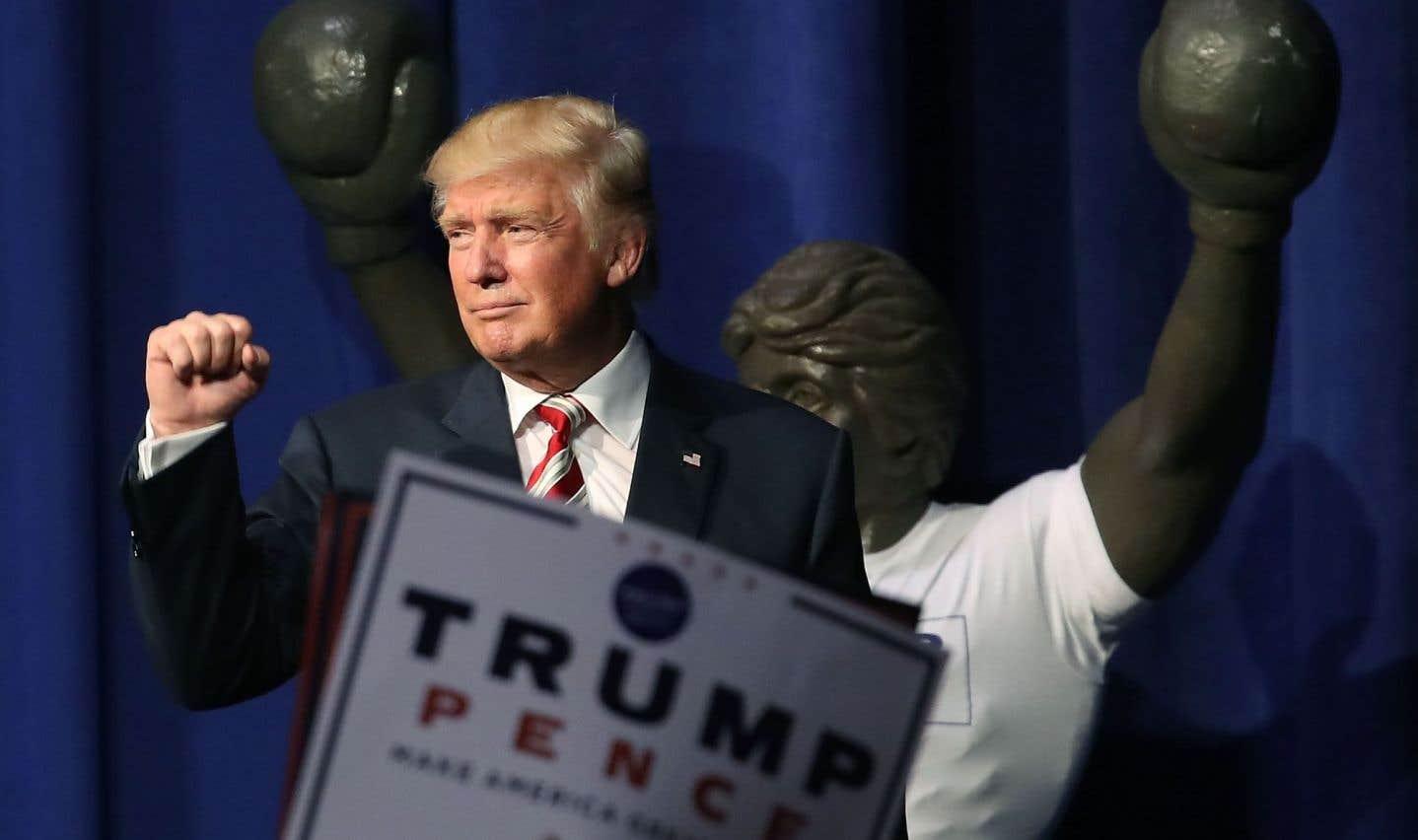 La solution de Trump: «arrêter et fouiller»