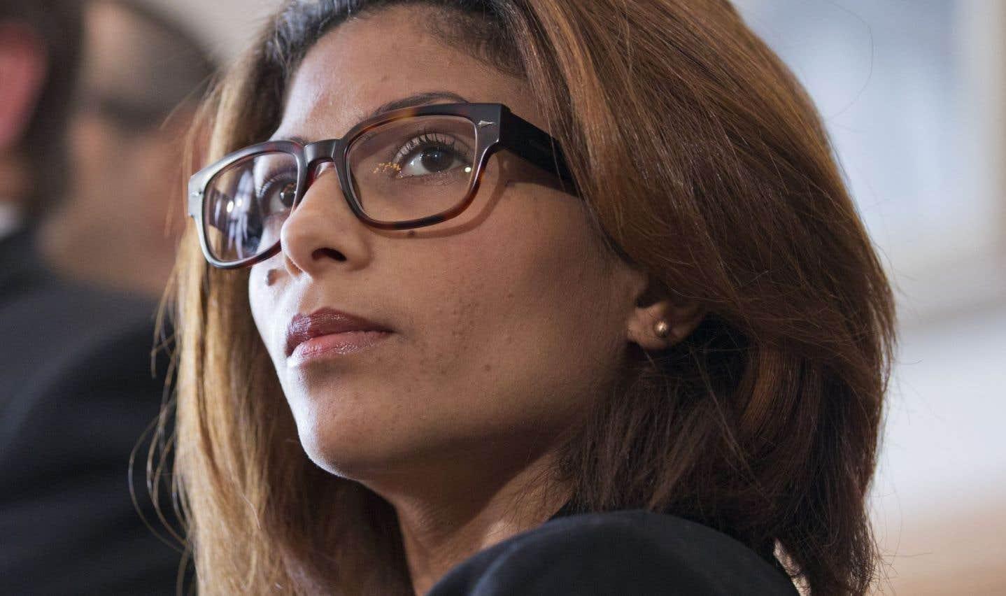 «Aide-moi»: Ensaf Haidar fait appel à Justin Trudeau