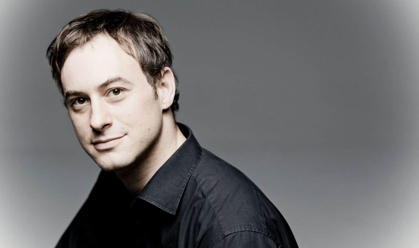 Jonathan Cohen succède à Bernard Labadie aux Violons du Roy