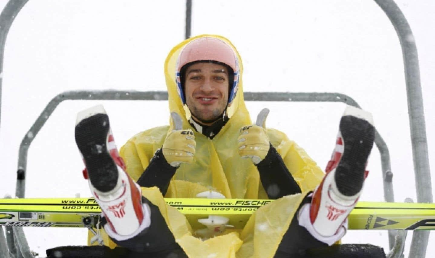 Jeux olympiques d'hiver de Vancouver - Les skieurs pourront compétitionner demain si dame nature collabore