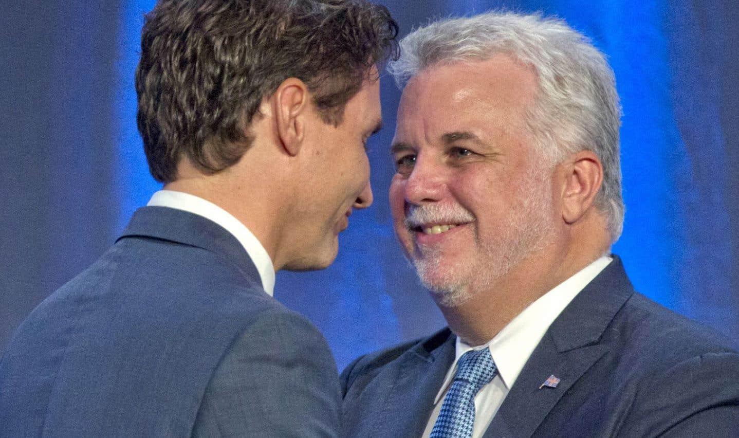 Québec-Ottawa, la relation retrouvée