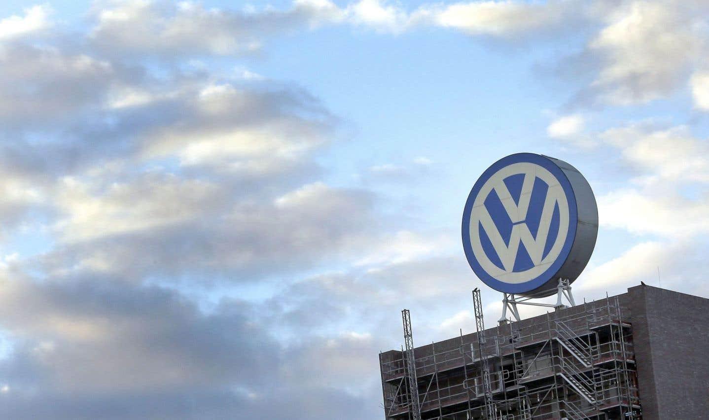 Volkswagen règle une partie de ses litiges aux États-Unis