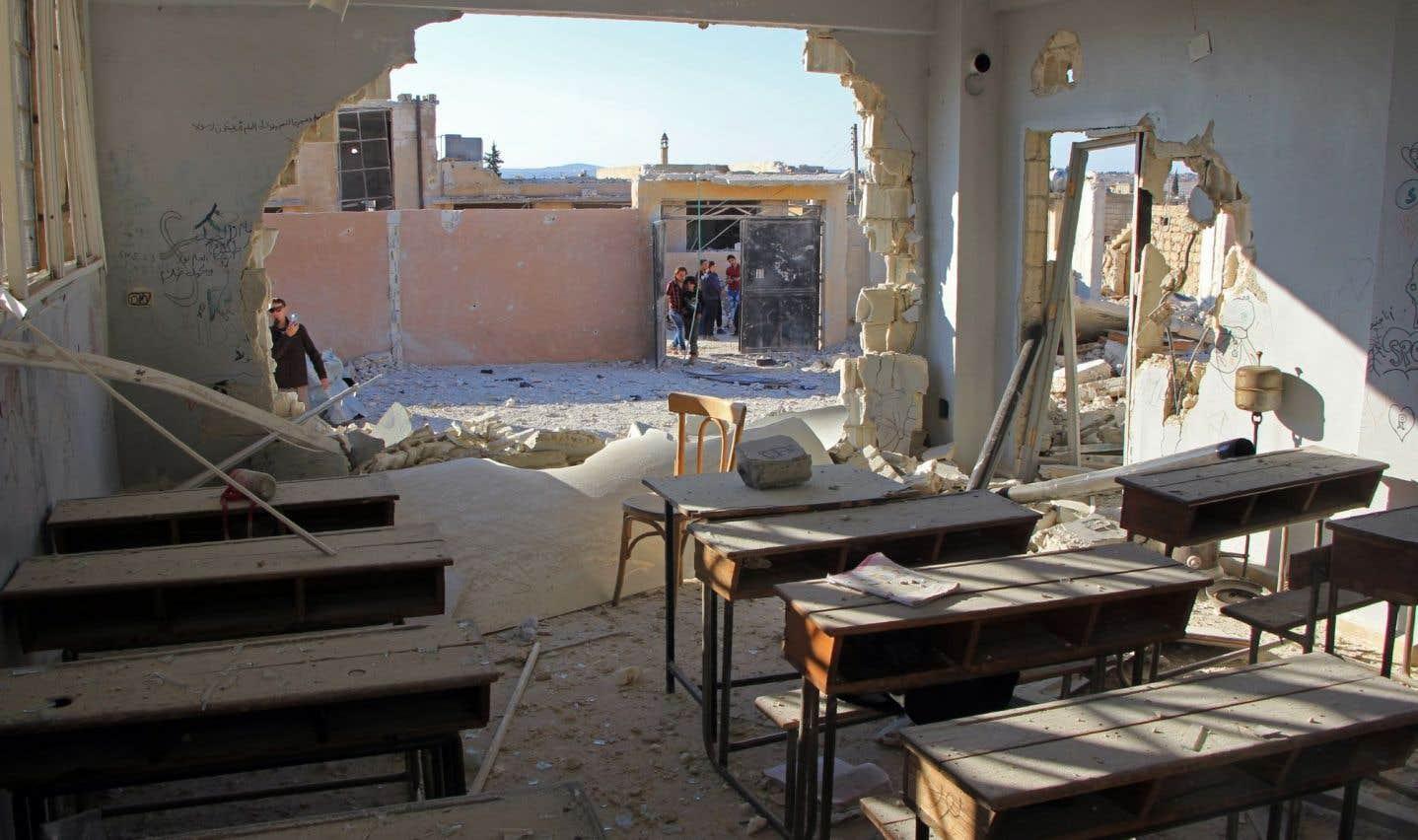 La Russie nie avoir tué 22 enfants en Syrie