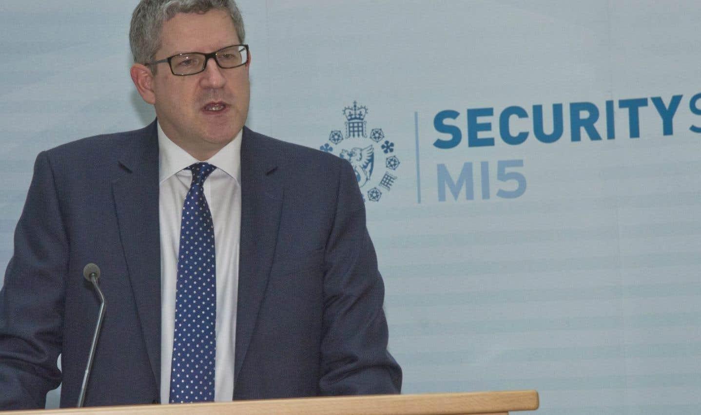 L'espionnage britannique met en garde contre une Russie «agressive»