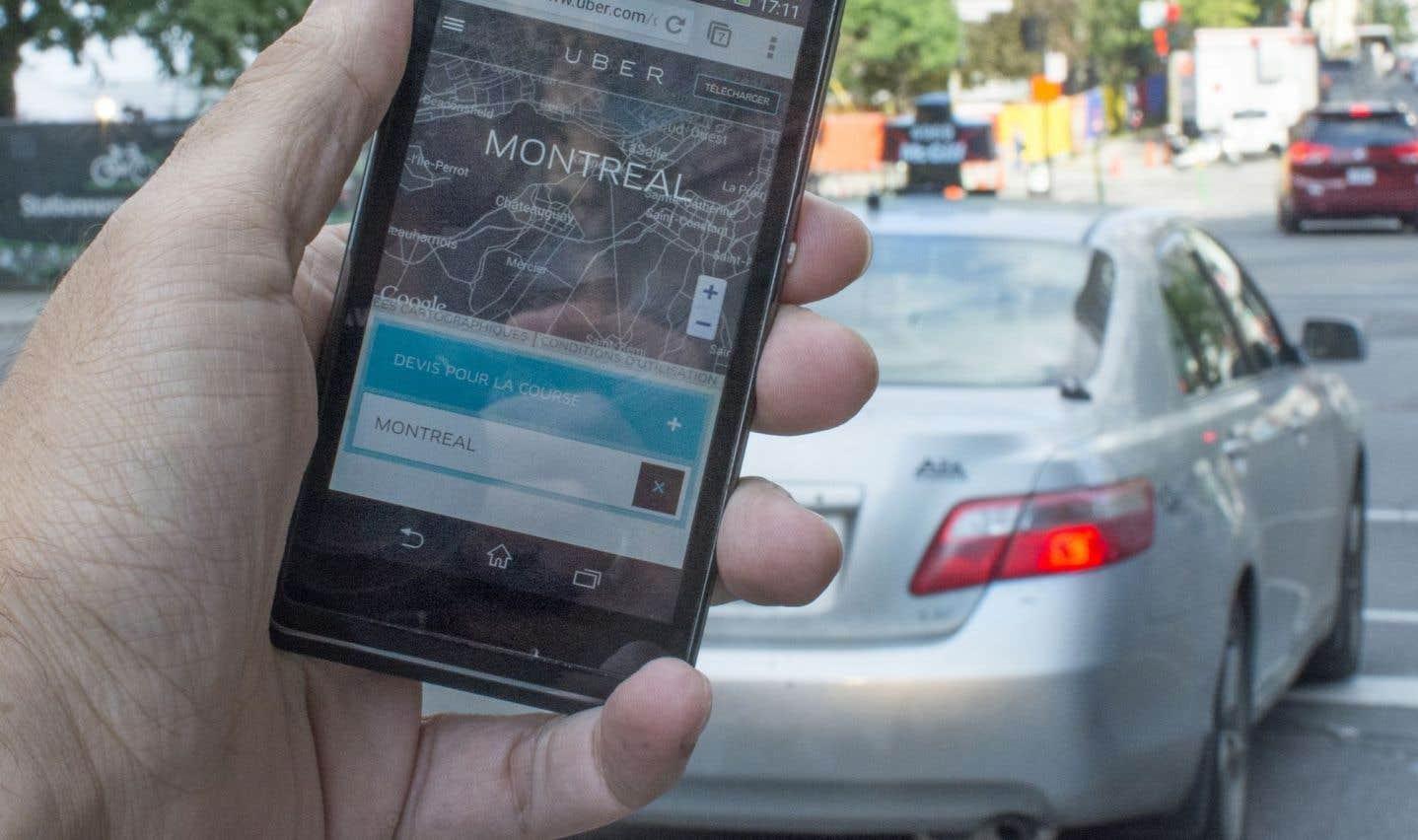 Projet pilote: Uber craint les pertes de chauffeurs