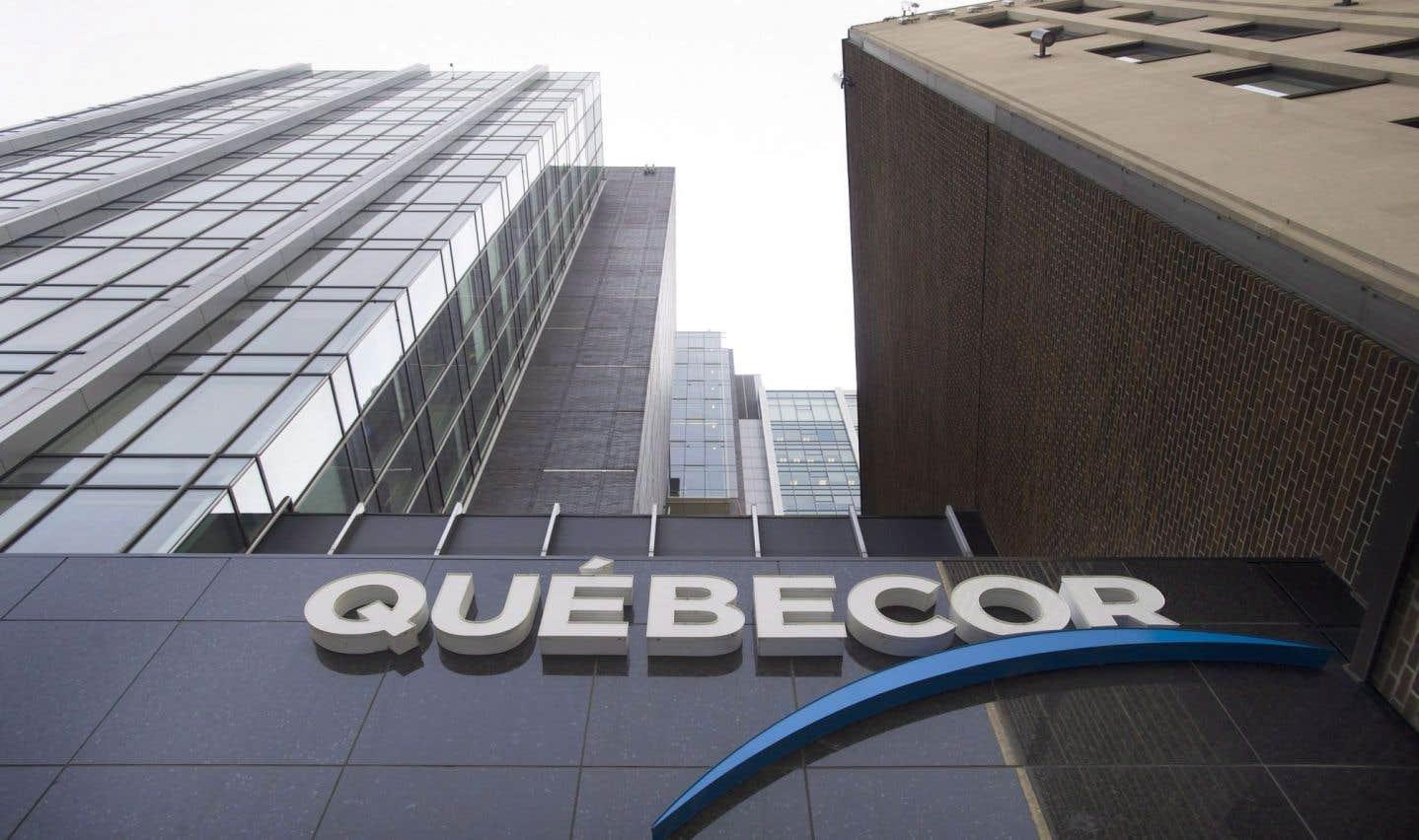 Québecor Média abolit 220 postes