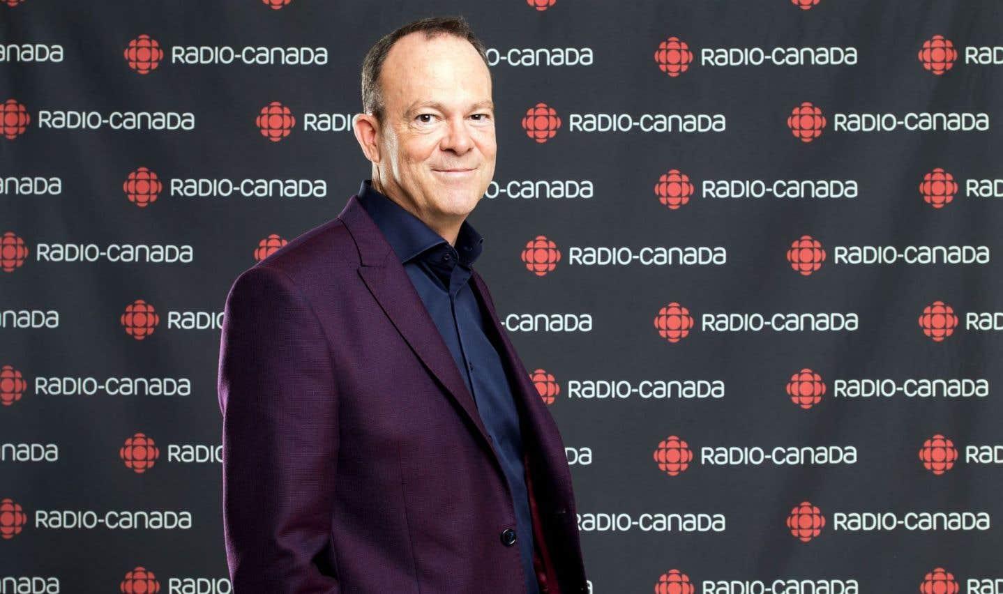 Michel Bissonnette succède à Louis Lalande à la tête du réseau français de Radio-Canada