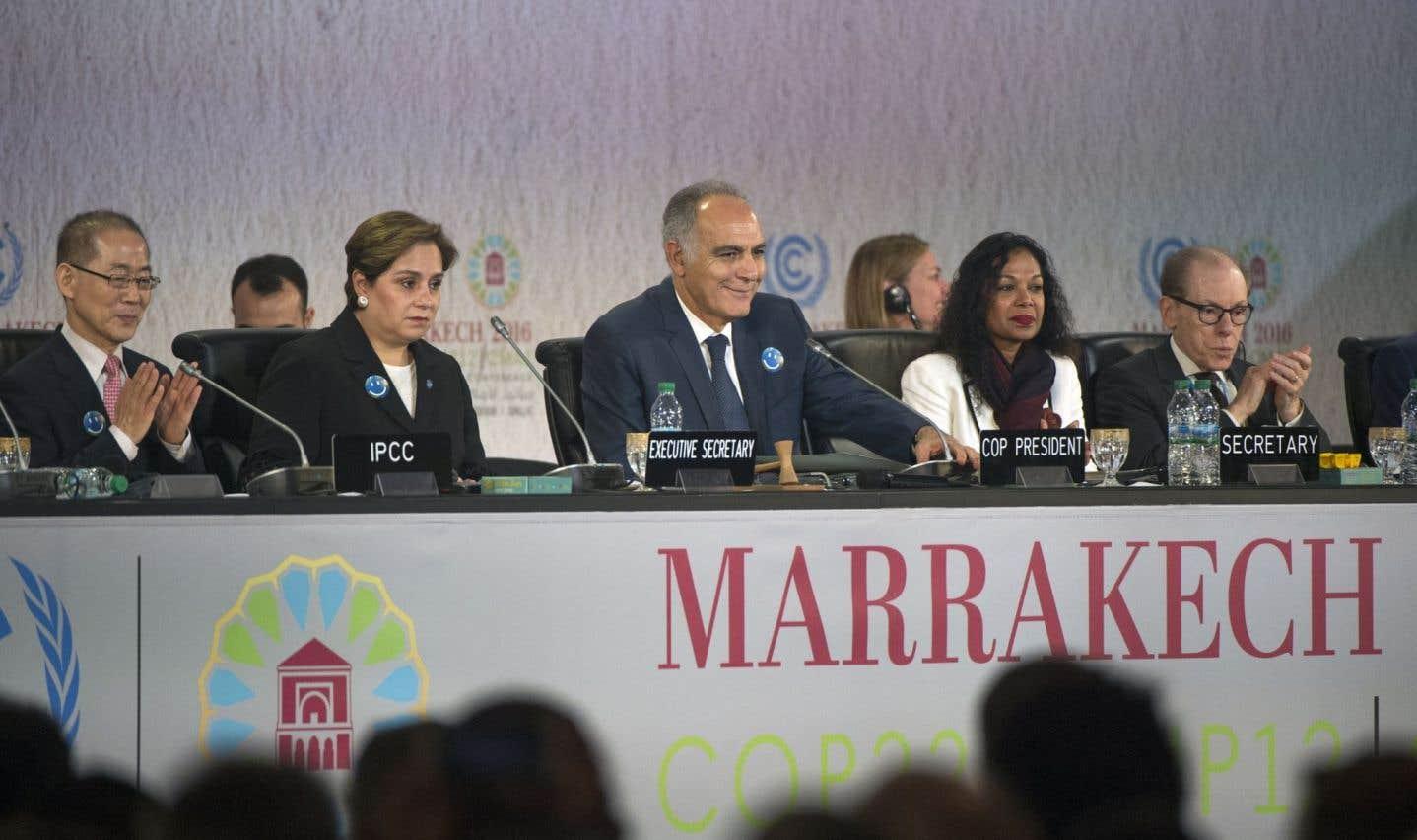 Le climat de la planète suspendu à la présidentielle?