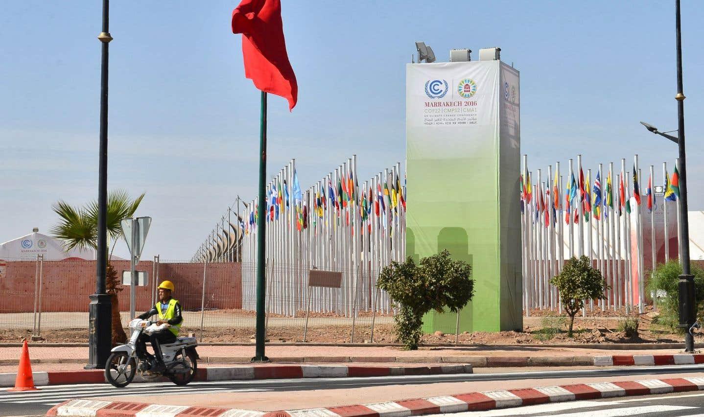 Fondaction participe à la COP22, cette autre rencontre élargie qui se déroule à Marrakech au Maroc.