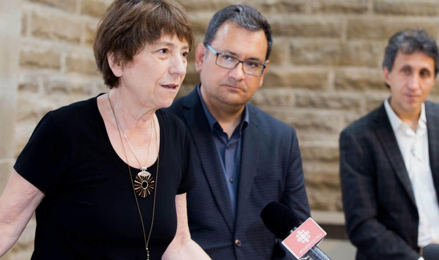 Québec solidaire prêt à considérer des alliances