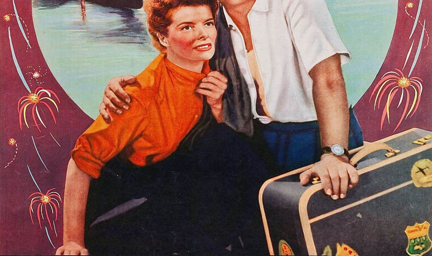 Affiche du film «Vacances à Venise»