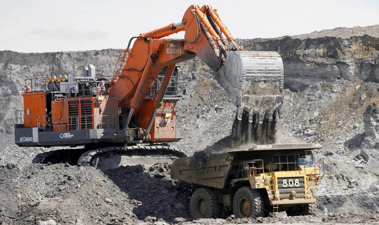 Les sables bitumineux peu affectés par le prix du carbone