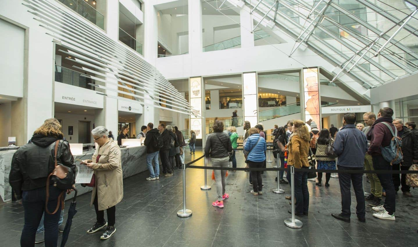 Musées des beaux-arts de Montréal