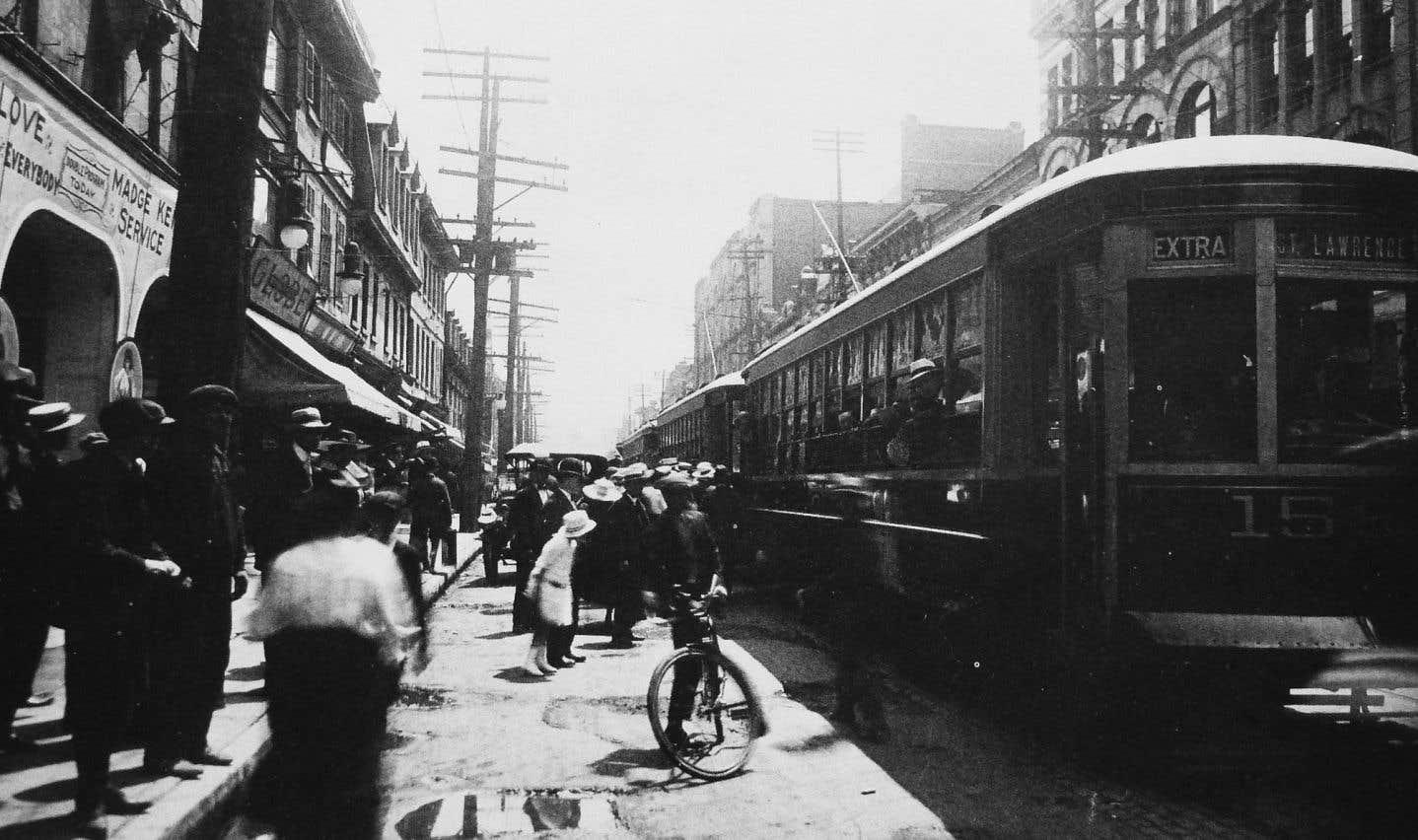 Regards sur la prostitution à Montréal au XIXesiècle